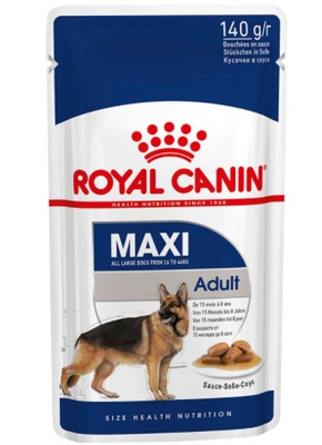 Royal Canin Maxi Adult 40 x 140 gram
