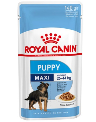 Royal Canin Maxi Puppy 40 x 140 gram