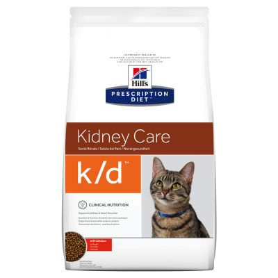 Hill's Prescription Diet K/D - Kidney Care 1,5 kg