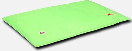 Doggy Duvet Bench X-Treme Apple Green
