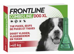 Frontline Combo hond extra large >40kg