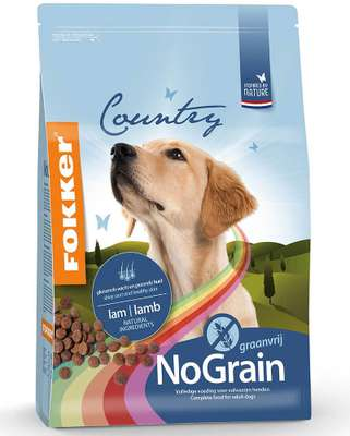 Fokker Country No Grain 2x13kg