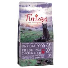 Purizon Adult Sterilised kip met vis Kattenvoer