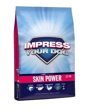 Impress Your Dog skin power 25kg