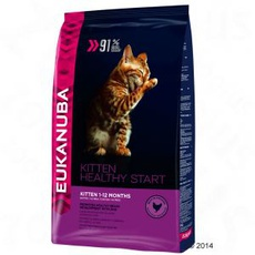 Eukanuba Healthy Start Kitten 8 kg
