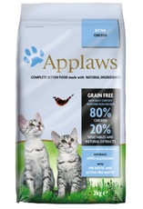 Applaws voor Kittens
